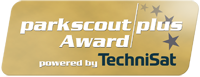 parkscout|plus Award Logo